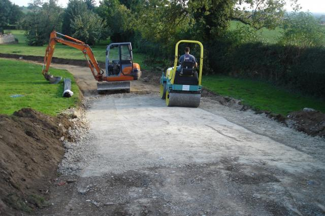 Groundwork Contractors Cambridge